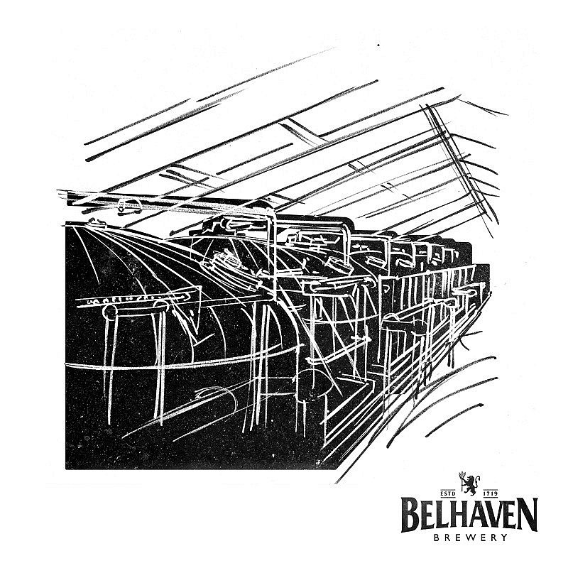 Belhaven Brewery visitor experience