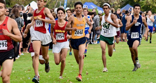 Central Park XC Invitational 2018