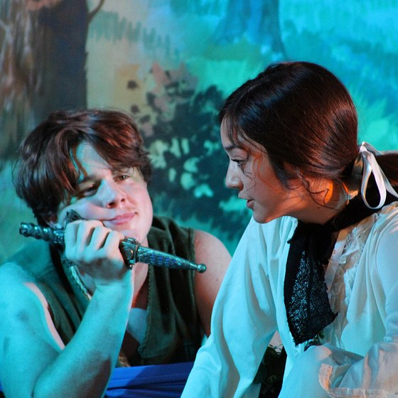 Peter Pan & Wendy Photos
