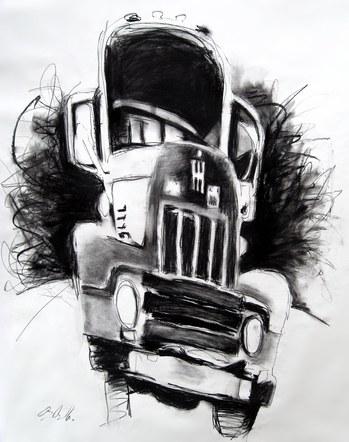 Old IH Truck
