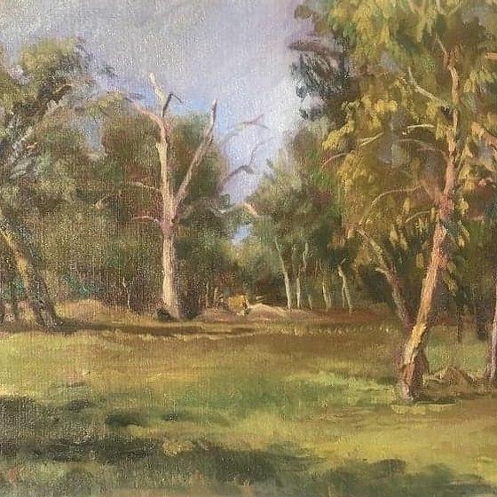 Australian Landscape sketches 2019