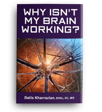 Why Isn't My Brain Working? | Front Cover Design 4