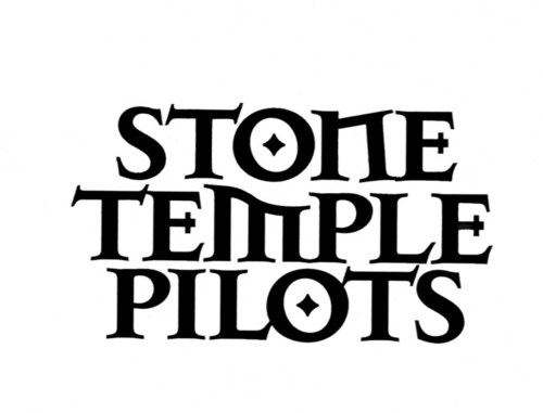 Stone Temple Pilots (band) | Logo Design 3