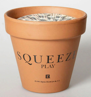 Squeeze | Play Flowerpot Promo