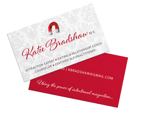 Katie Bradshaw | Business Card