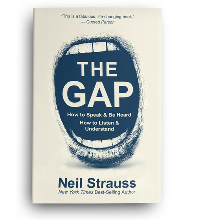 The Gap | Front Cover Design 1
