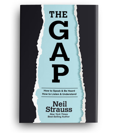 The Gap | Front Cover Design 3