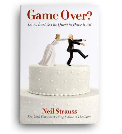 Game Over | Front Cover Design 3