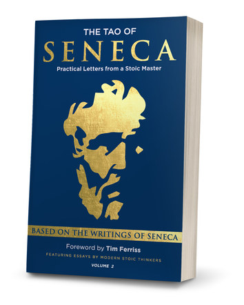 The Tao of Seneca | Volume 2 Cover