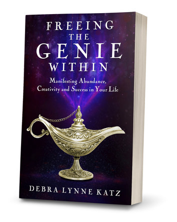 Freeing the Genie Within | Front Cover Design 2
