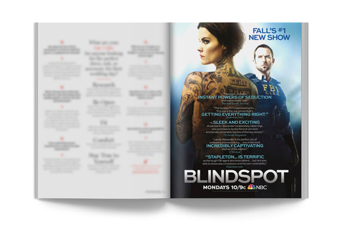 Blindspot | Trade Ad