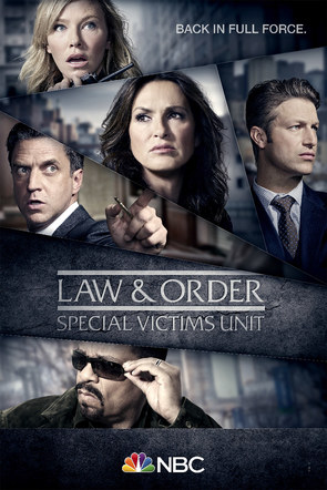 Law & Order SVU | Season 18 Poster