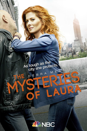 The Mysteries of Laura | Season 1 Poster