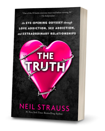 The Truth | Final Paperback Cover