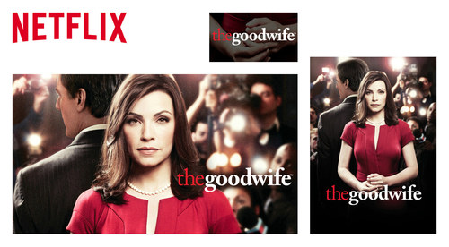 Netflix Website Show Images | The Good Wife