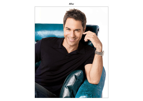 Will & Grace - Eric | NBC Emmy Mailer Art (After)