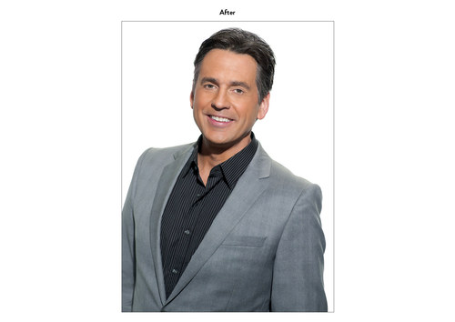 Access Hollywood - Tony | Photo Retouch (After)