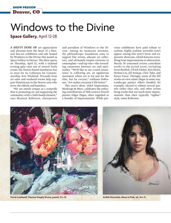 Windows To The Divine Invitational