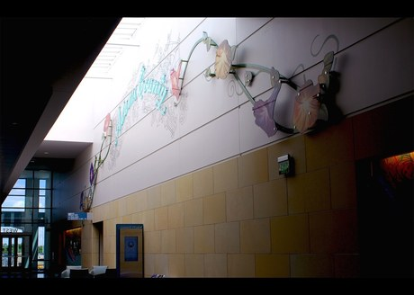 Adams County History Wall, (Overview)