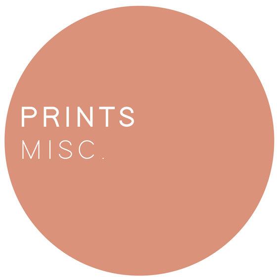 prints: misc.
