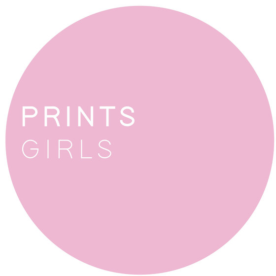 prints: girls