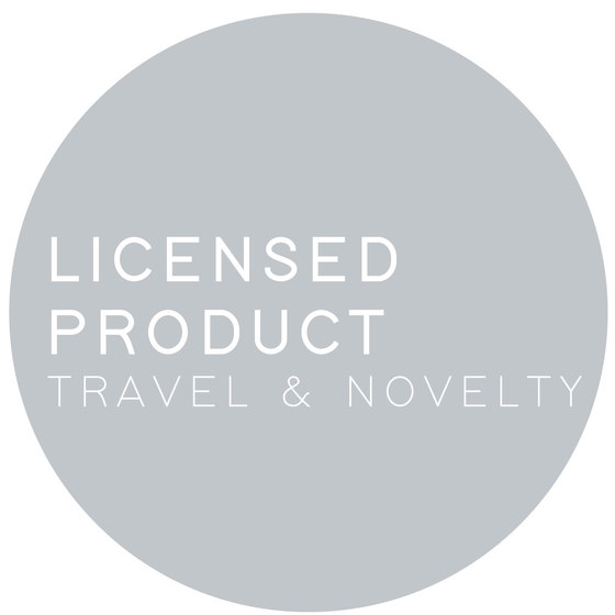 licensed product: travel