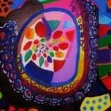 My  artwork (Acrylic on canvas)